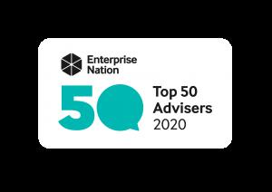 Top 50 Marketing Adviser 2020