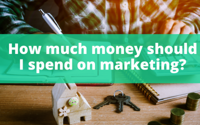 How much money should I spend on marketing?